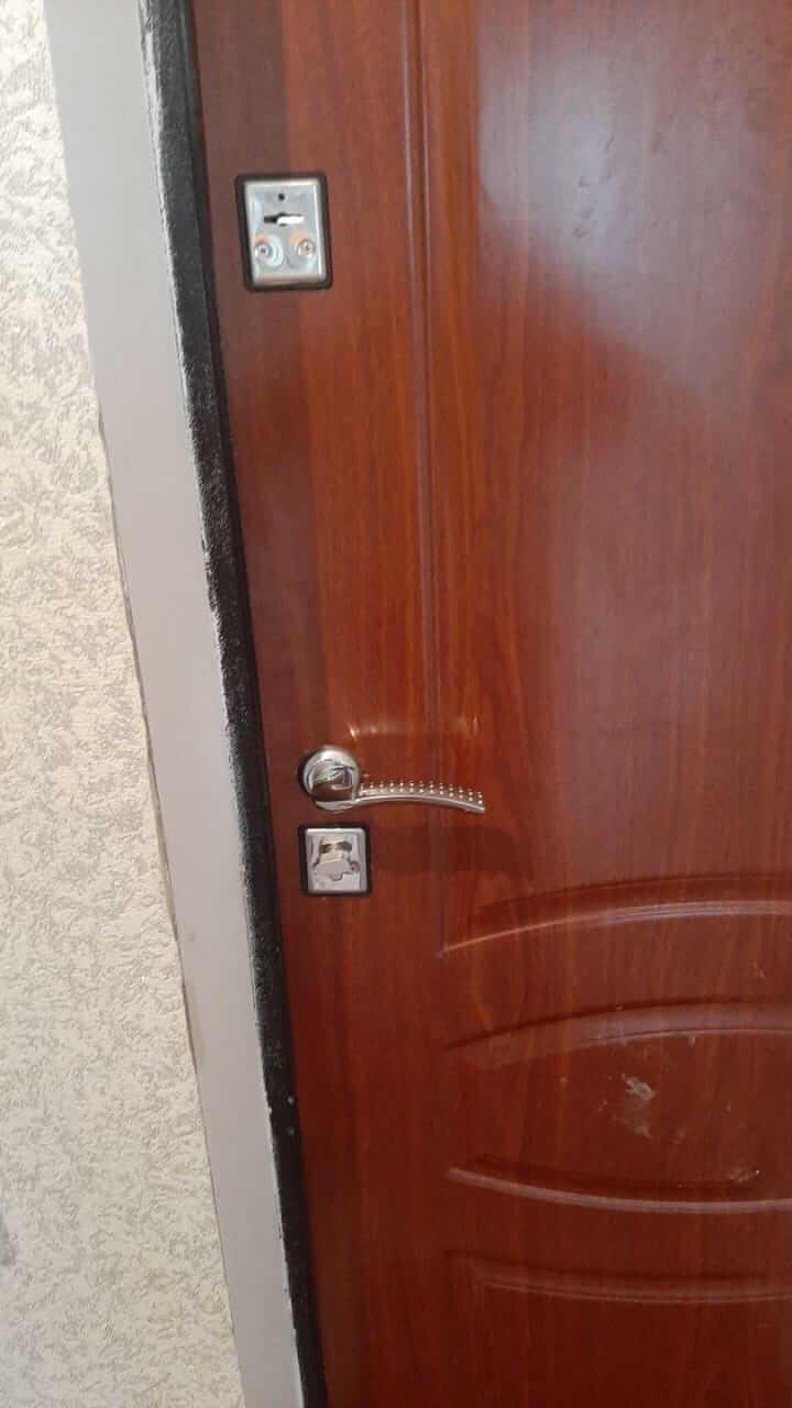 Ключ не проворачивается