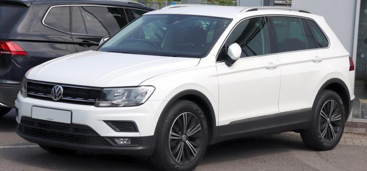 открыть Volkswagen